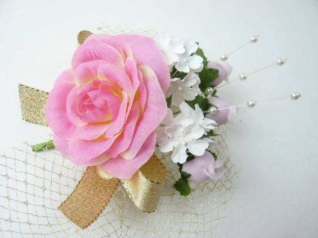 【入学式・入園式・結婚式】コサージュの作り方のまとめ【手作り!】のサムネイル画像