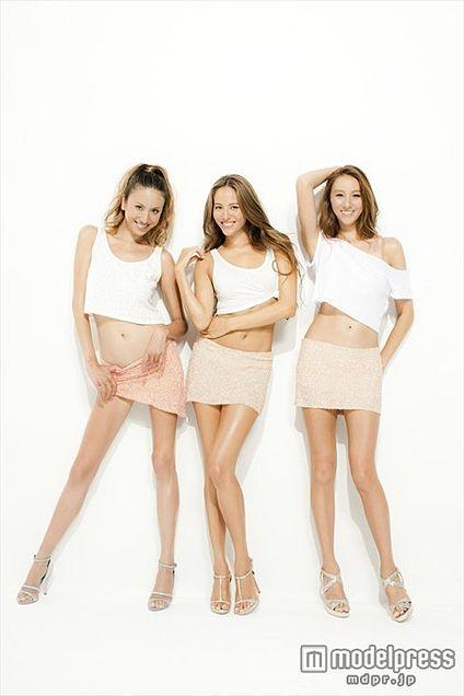 ビックリ?! 道端3姉妹や斎藤美沙貴等、人気モデルのすっぴん大公開!のサムネイル画像
