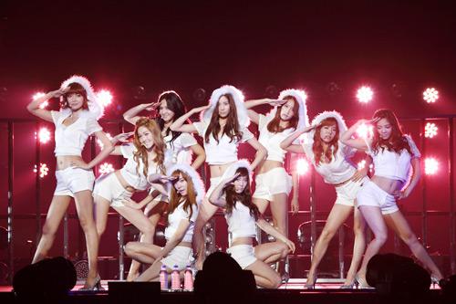 日本デビュー5周年を迎えた少女時代が12月にコンサートを開催のサムネイル画像