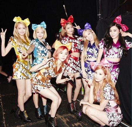 キーワードで見る少女時代のメンバー8人…それぞれの魅力に迫るのサムネイル画像