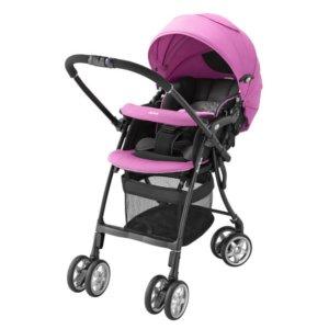 新生児から使える軽量のベビーカーは便利だけど安定感は大丈夫?のサムネイル画像