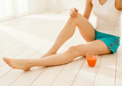 足を細くしたい!!美脚にしたい!!そんな方々にご紹介!!のサムネイル画像
