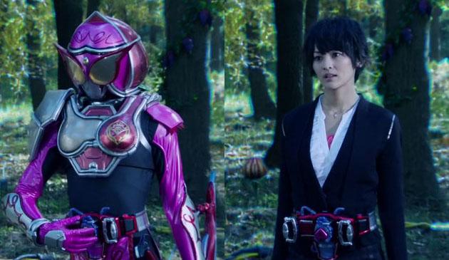 仮面ライダー鎧武まとめ女性ライダー特集いつから女性ライダーがいたのサムネイル画像