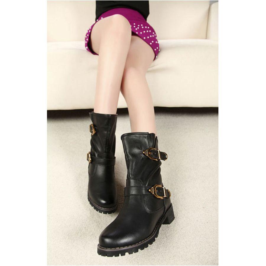 ブーツシーズン到来♪2015のブーツスタイルはこれで決まり!!のサムネイル画像