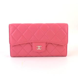 ピンクの財布が可愛い!ピンクの財布をブランド別にまとめてみた!のサムネイル画像