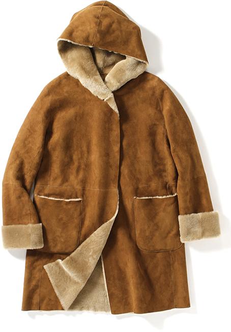 今年こそムートンコートをコーデに!フェイクだっていいんです!のサムネイル画像