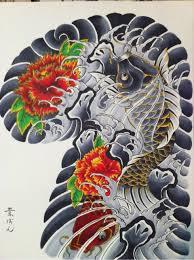 【部位別】芸術的美しさ!日本の和彫り刺青のデザイン画像集!のサムネイル画像