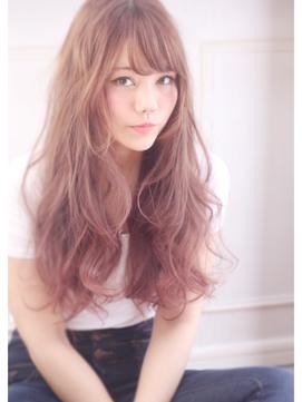 【人気のグラデーションカラー】秋・冬ロングの髪色はこれで決まり!のサムネイル画像