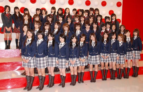 AKB48の選抜メンバーとは!?注目の次世代選抜メンバーとは!?のサムネイル画像