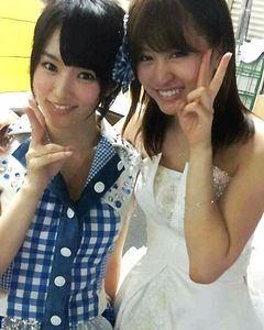 【さや姉】山本彩と前田敦子の2人の関係って?【あっちゃん】のサムネイル画像
