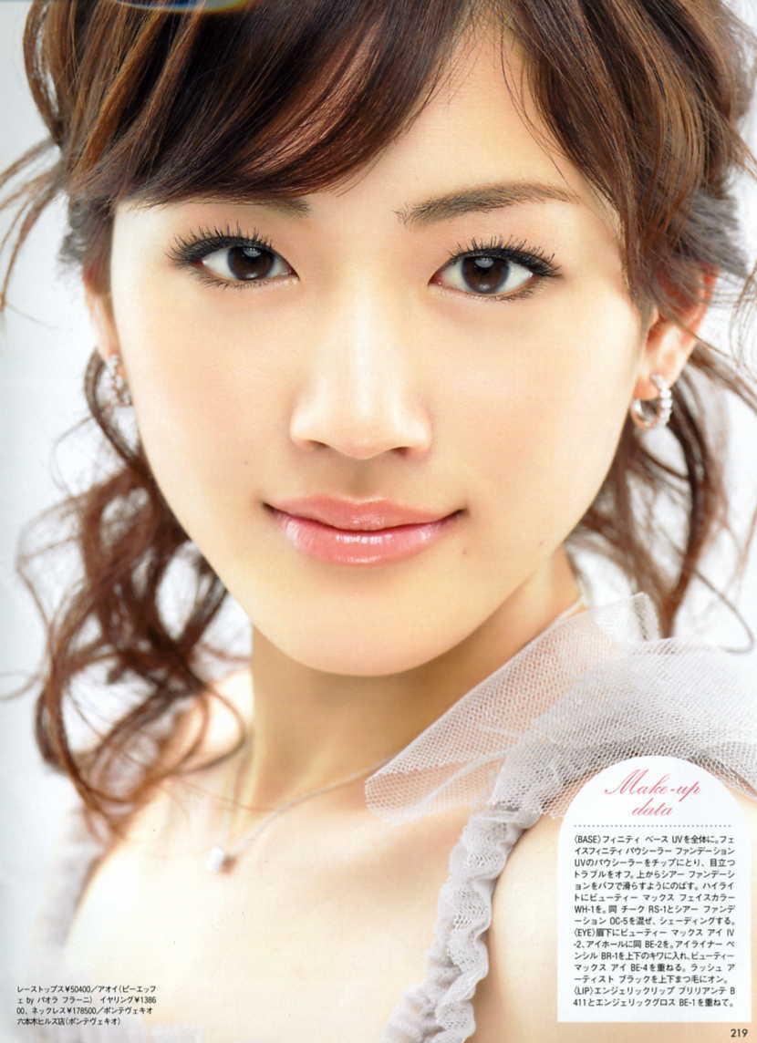 女優!綾瀬はるかの可愛い髪型をまとめました!参考にしたい髪型!のサムネイル画像