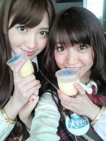 【こじゆう】大島優子と小嶋陽菜は今も大親友だった!!【AKB48】のサムネイル画像