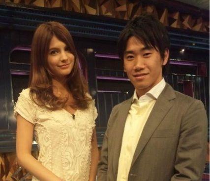 結婚も近い?香川真司さんとモデル・マギーさんの関係とは一体!?のサムネイル画像