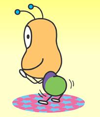 おしりかじり虫~♪あの特徴的な声を出している声優はいったい誰?のサムネイル画像