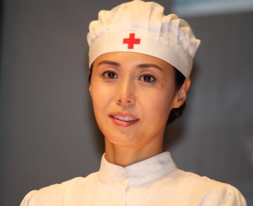 松嶋菜々子主演ドラマ『レッドクロス〜女たちの赤紙〜』まとめのサムネイル画像