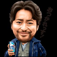 コーヒー cm 缶