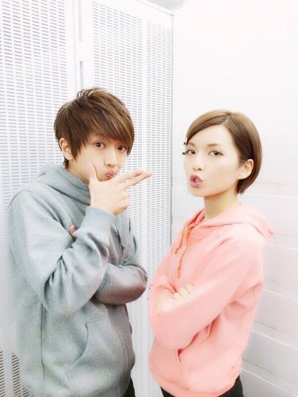 メンバー間恋愛?西島隆弘さんと宇野実彩子さんの関係とは?のサムネイル画像