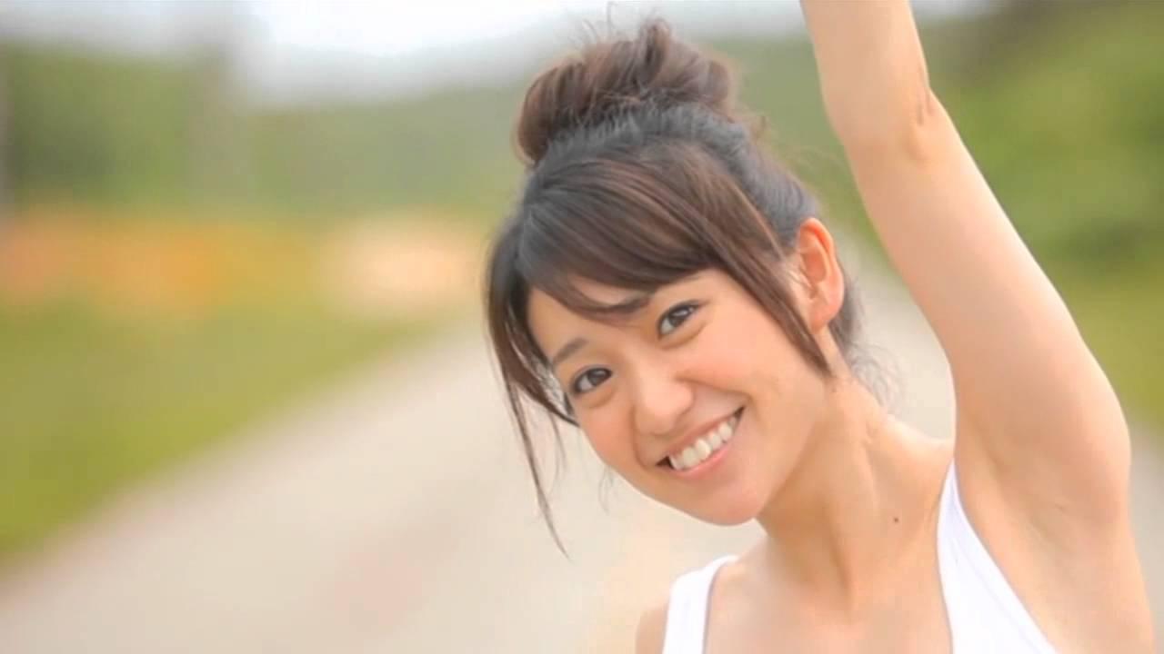 元AKB48の大人気メンバー大島優子!かわいい画像をご紹介します!のサムネイル画像