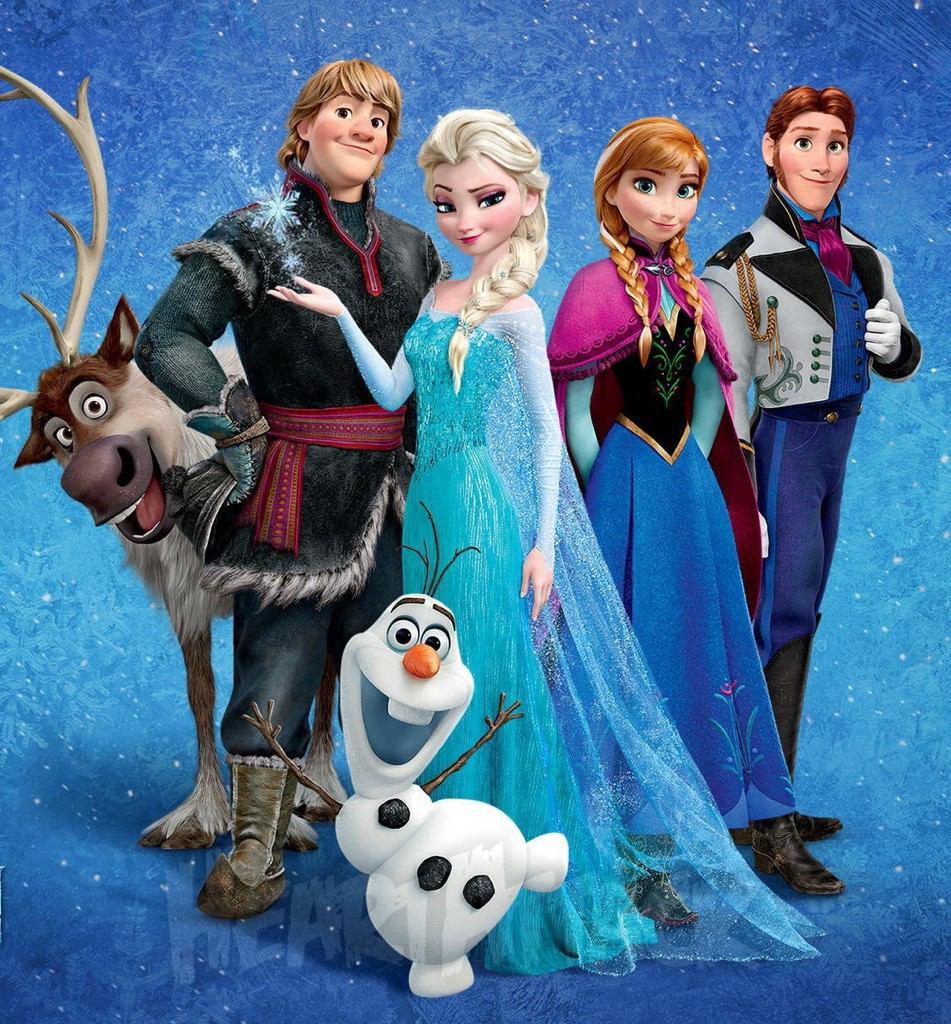 今さら人には聞けない?!映画「アナと雪の女王」の声優まとめ!のサムネイル画像