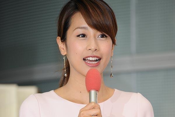 髪型がいつも可愛いと評判の加藤綾子アナ。女子が憧れるその髪型は?のサムネイル画像