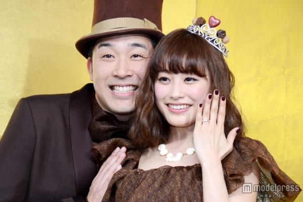 ピン芸人のあべこうじ。元モーニング娘。の高橋愛とバレンタイン結婚のサムネイル画像