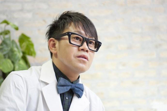 いつもお洒落な宮川大輔さんのメガネ☆宮川大輔さん愛用メガネ一覧のサムネイル画像