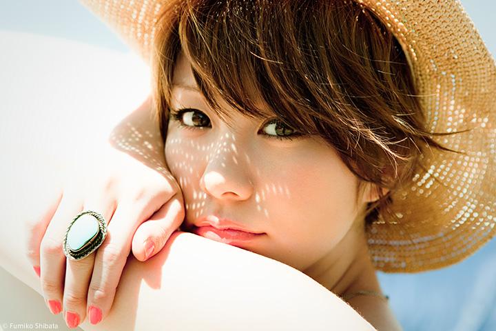 真似したい!可愛くショートヘアを決める!田中美保の髪型画像集!のサムネイル画像