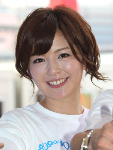 完全に勝ち組!中野美奈子のセレブ感溢れる画像をご覧ください!のサムネイル画像
