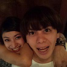 微笑ましい~。憧れの姉弟♪ 山田優、弟の親太朗と仲が良すぎっ!!のサムネイル画像