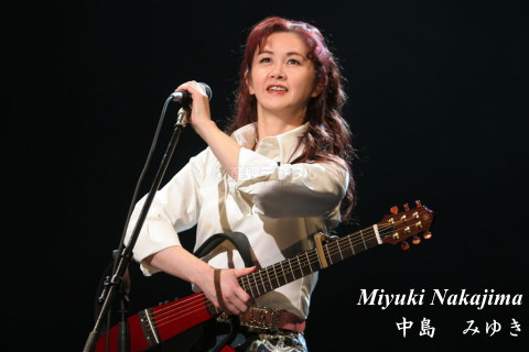 日本を代表するシンガーソングライター中島みゆきの曲をまとめてみたのサムネイル画像