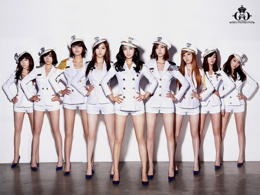 韓国のアイドルグループ少女時代の人気曲ランキングをまとめてみた!のサムネイル画像
