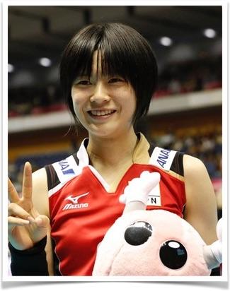 バレーボール女子日本代表の才色兼備な可愛すぎる選手たち!のサムネイル画像