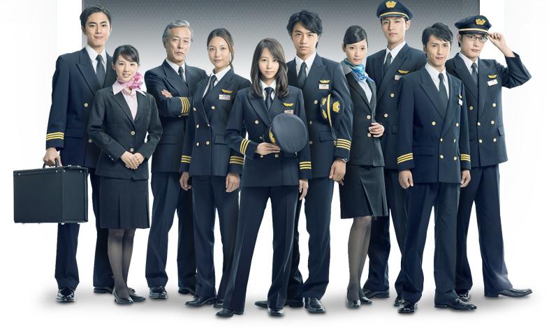 【画像あり】人気ドラマ・ミスパイロットのキャストをご紹介しますのサムネイル画像