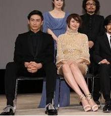 俳優の伊勢谷友介さんと長澤まさみさんが熱愛!?どんな関係なのか?のサムネイル画像