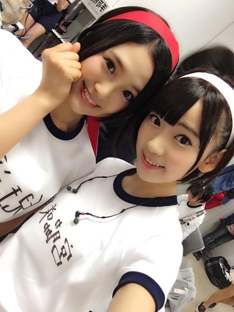 HKT48のツートップ宮脇咲良と兒玉遥は48グループ最強の2人!のサムネイル画像
