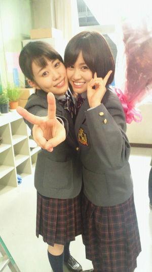 【ブス会】高畑充希と前田敦子の仲良しエピソードとは?【女優】のサムネイル画像