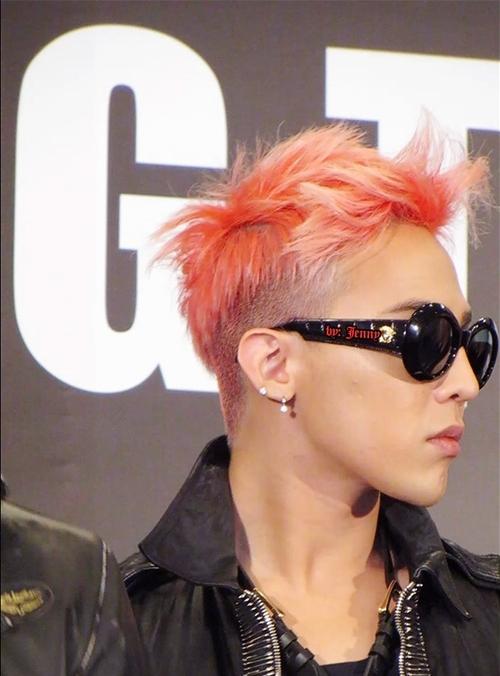 【BIGBANG】G-DRAGON(ジヨン)の髪型が個性的過ぎる!【リーダー】のサムネイル画像