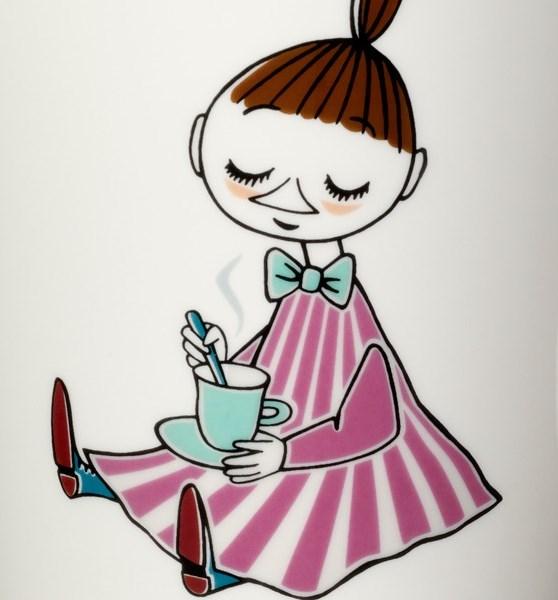 ムーミンに出てくるミイのお姉さん、ミムラねえさんが可愛い!のサムネイル画像