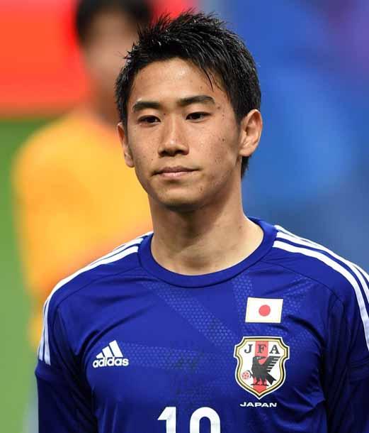 人気サッカー選手香川真司の彼女は誰!?元彼女はあの人!?のサムネイル画像