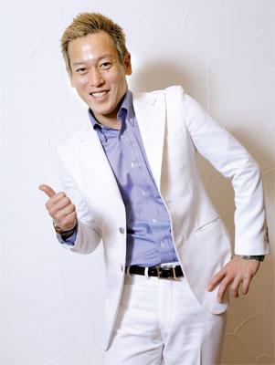 じゅんいちダビッドソンの結婚式に本田圭佑からVTRが届いた!!のサムネイル画像