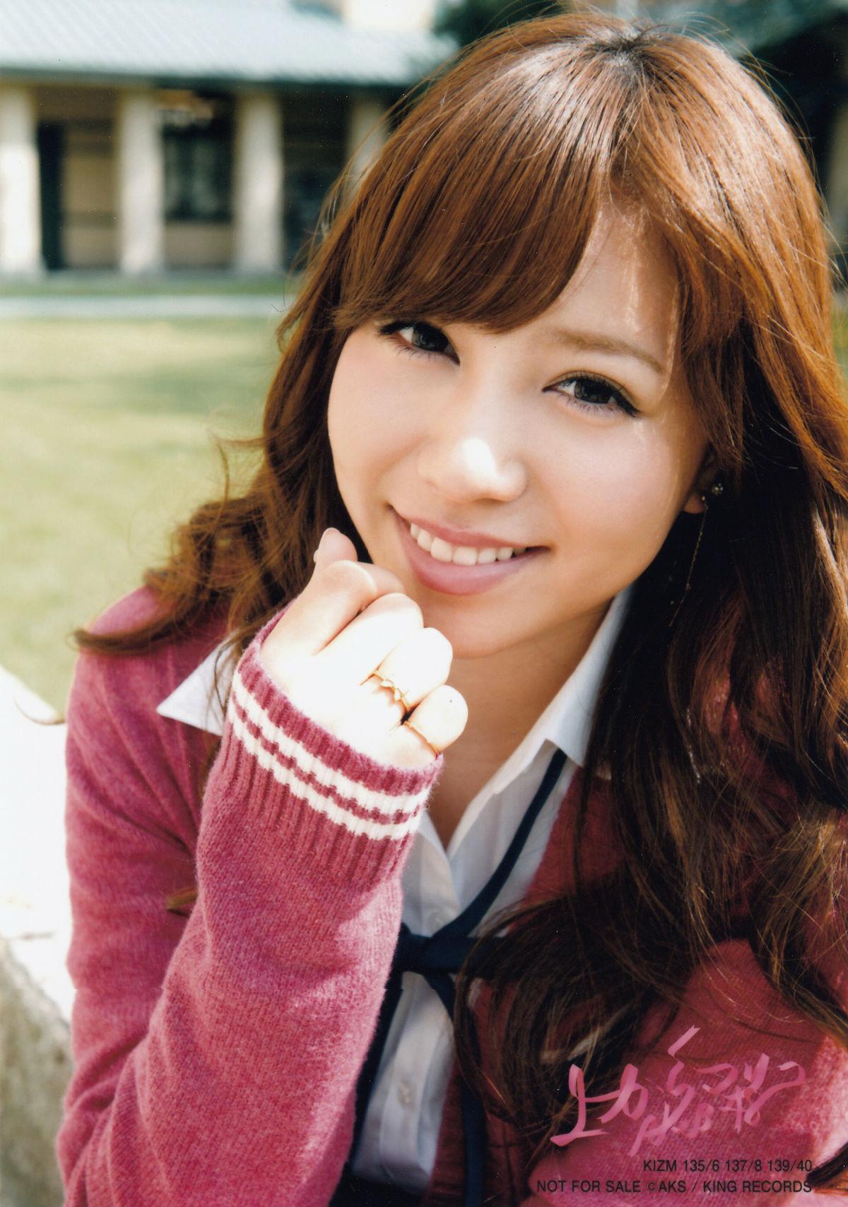 元AKB48の大人気メンバー!河西智美のかわいい画像のまとめ!のサムネイル画像