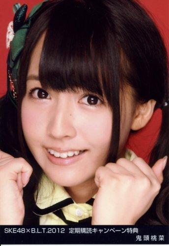 アイドルのゆるふわ感がいっぱい!元SKE48・鬼頭桃菜の画像まとめ!のサムネイル画像