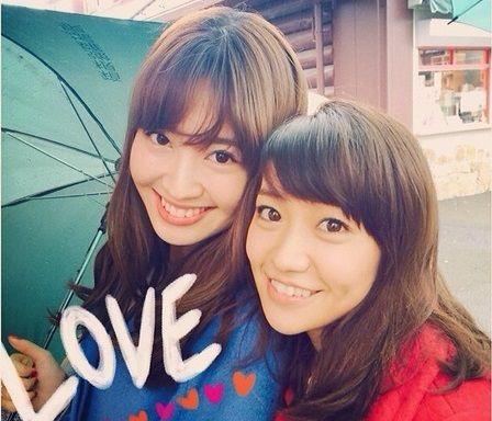 小嶋陽菜と大島優子の絆は本物!数々の仲良しエピソードを紹介!のサムネイル画像