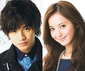 ファン騒然!!ドラマで佐々木希と中島健人が衝撃キスシーンを披露のサムネイル画像