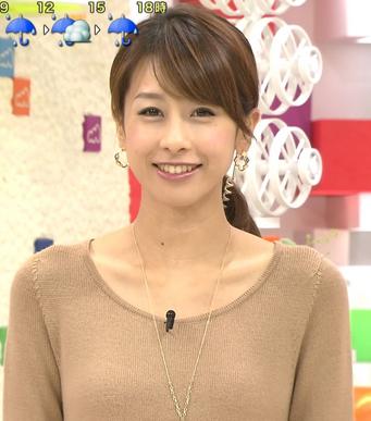 【さんまも大好き★加藤綾子】すっぴんもそんなに美人なの!?のサムネイル画像