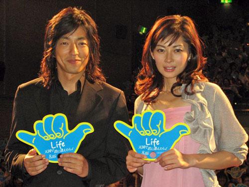 【4選】人気俳優の大沢たかおが出演している映画を集めてみました!のサムネイル画像