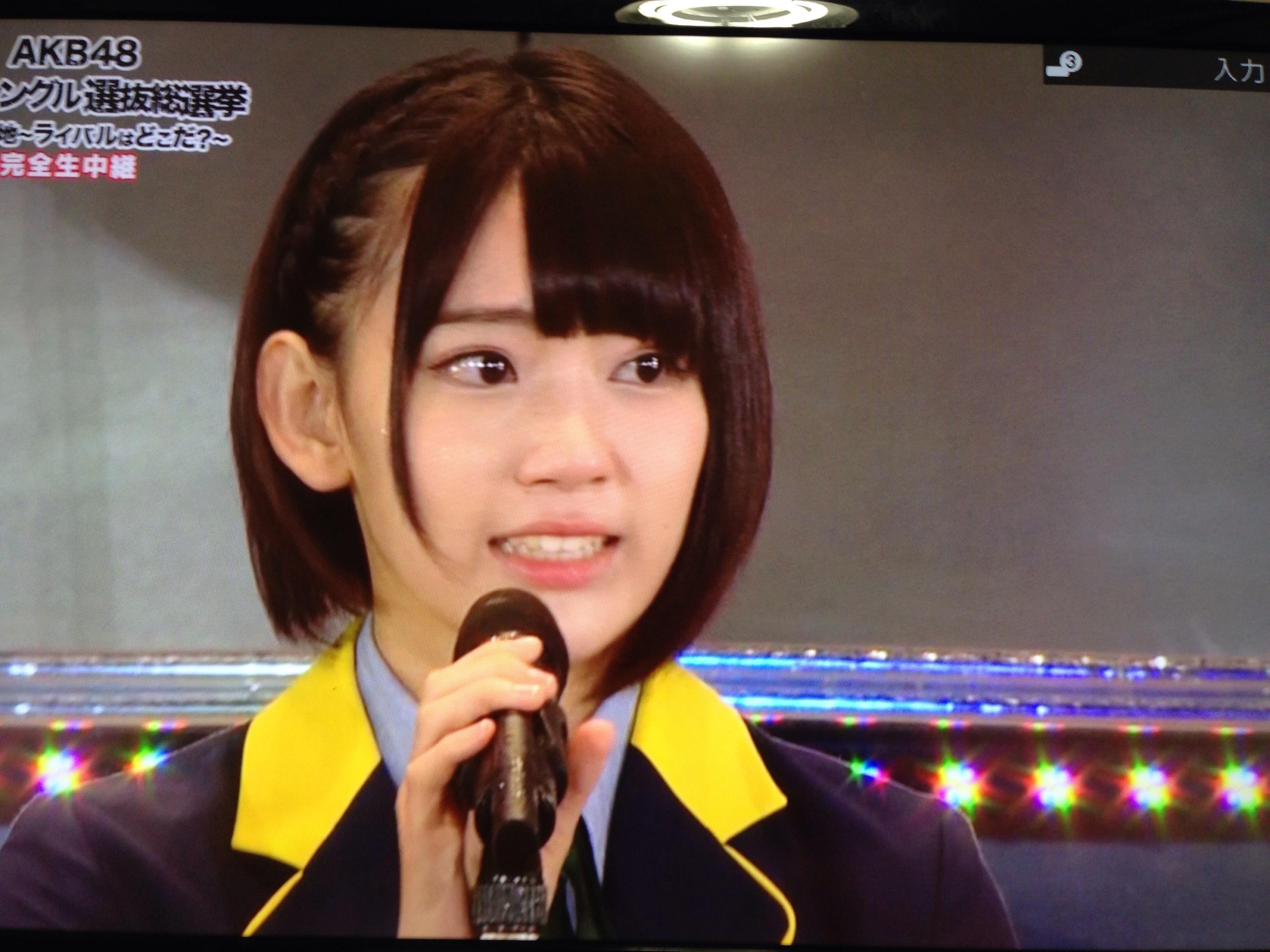 着実に順位アップ!宮脇咲良のシングル選抜総選挙をまとめてみた!のサムネイル画像