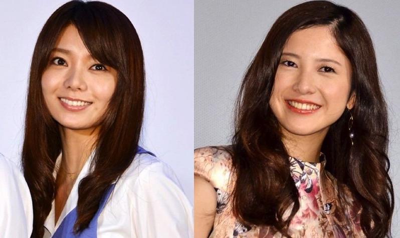 森カンナと吉高由里子は大親友!SNSでも仲良しっぷりが話題に!のサムネイル画像