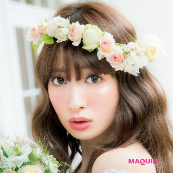 小嶋陽菜から学ぶ愛され顔になるメイク術♡愛用のコスメも検証!!のサムネイル画像