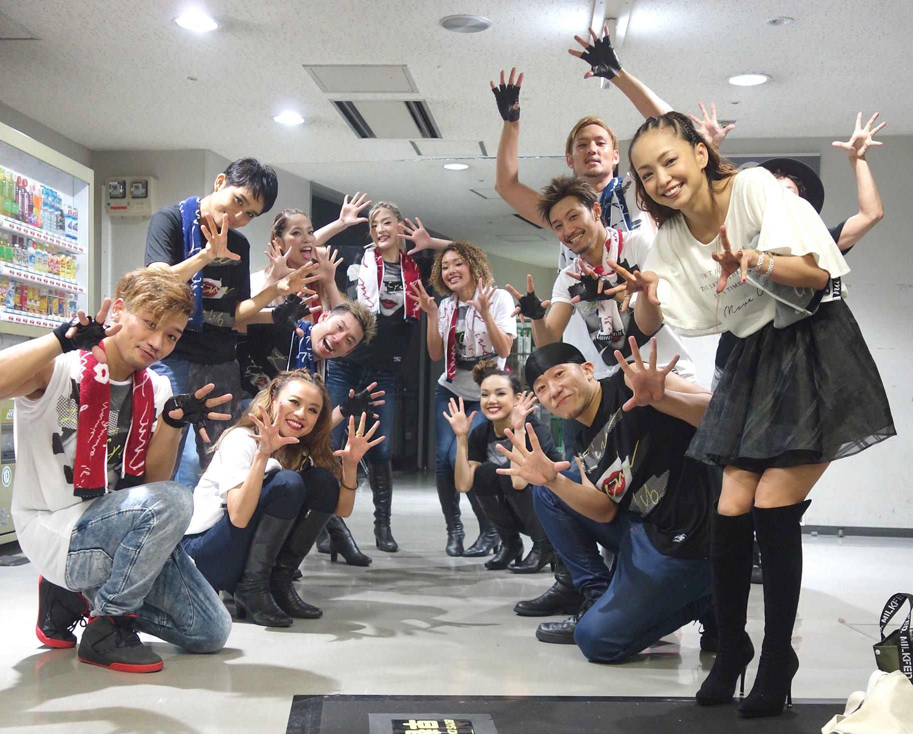 安室奈美恵のバックダンサーは最高水準!?厳しいダンサーの世界を紹介のサムネイル画像